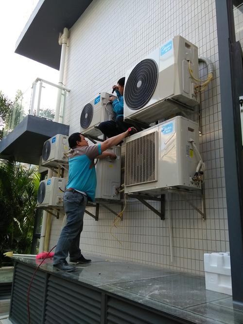 重庆空调维修上门服务